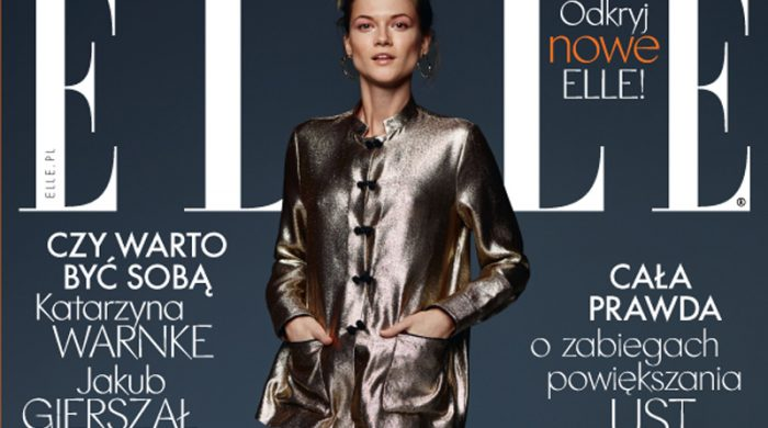 """Nowa odsłona magazynu """"Elle"""". """"Więcej świeżości, elegancji i luksusu"""""""