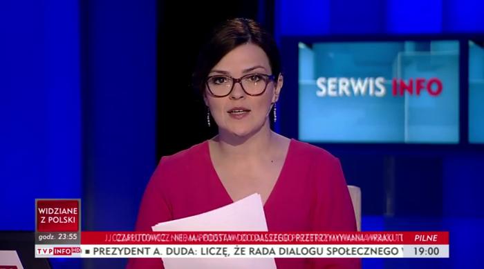 Małgorzata Świtała przechodzi z TVP Info do Polsat News