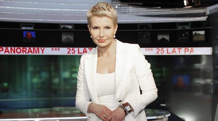 Joanna Racewicz odchodzi z TVP