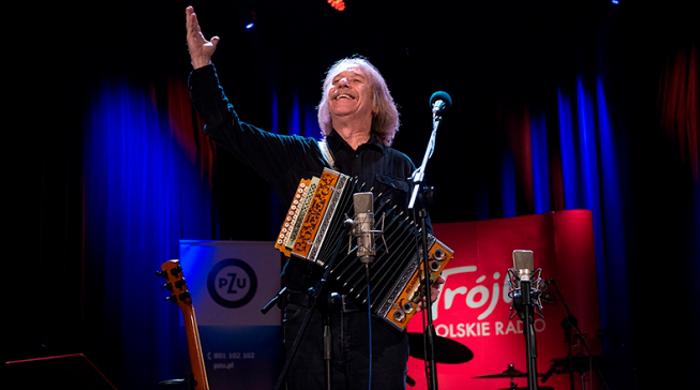 Koncert Jaromira Nohavicy z okazji 56. urodzin Radiowej Trójki