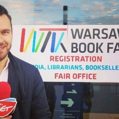Tomek Florkiewicz w Radiu Złote Przeboje