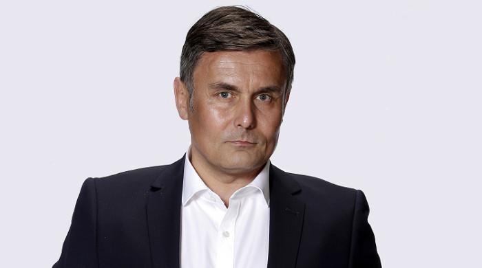 Marek Czyż w zespole Superstacji