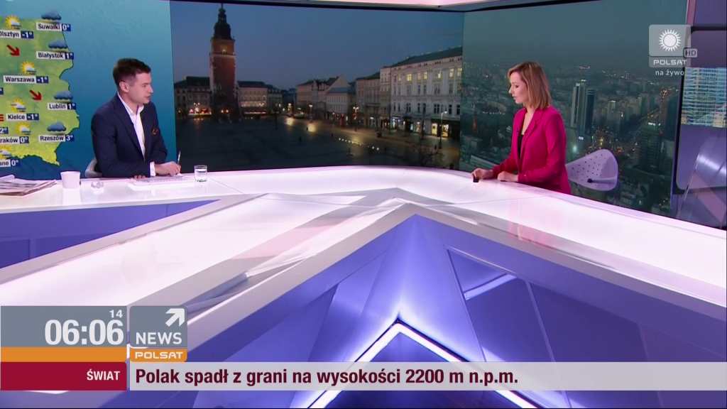 Polsat HD Na żywo
