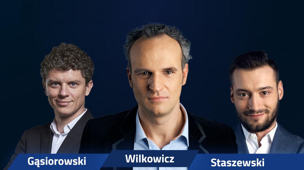 """Wilkowicz, Gąsiorowski i Staszewski w """"Sekcji piłkarskiej"""""""